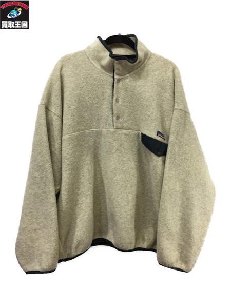 patagonia/90S/フリースジャケット/XXL/白 パタゴニア【中古】