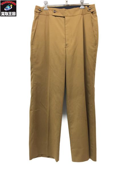Needles Side Tab Trouser sizeS ニードルス トラウザーズ パンツ キャメル S【中古】