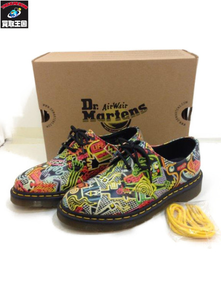 Dr.Martens 1461 KABOOM SOFTY T (SIZE:US 6) 1461 参)\27000【中古】