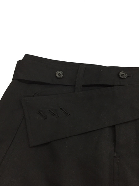 ISSEY MIYAKE スカート 黒2354qcALRj
