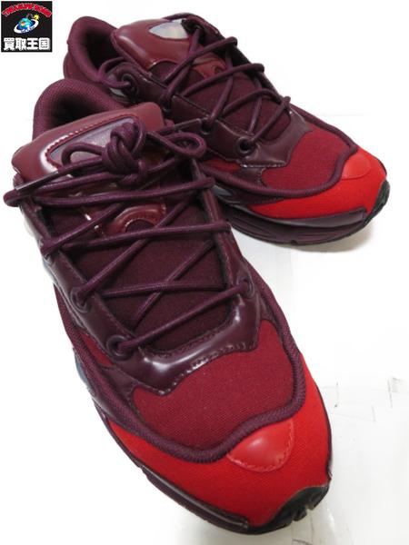 adidas BY RAF SIMONS OZWEEGO III in RED B22538 (26.5)【中古】