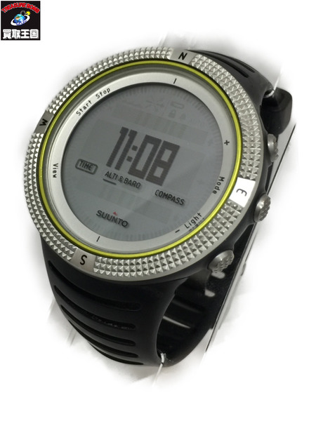 SUUNTO Core スント コア 腕時計 クォーツウォッチ【中古】