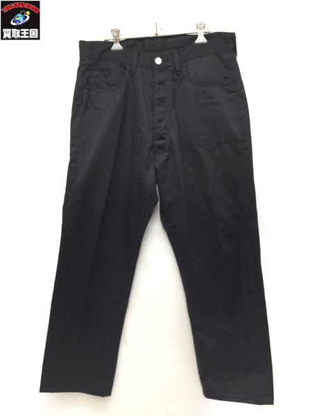 Kaptain Sunshine 19SS BAGGY CUT 5PKT PANTS size30 BLK キャプテンサンシャイン【中古】