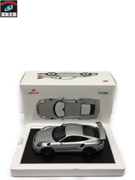 SPARK 1/12 ポルシェ 991 GT3 RS【中古】