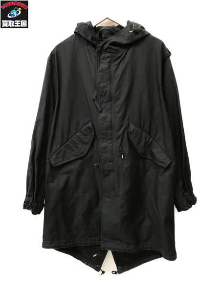 Buzz Rickson's バズリクソンズ W-7536 PARKA SHELL M-1951モッズコート(M)黒【中古】