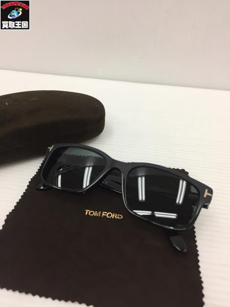 トムフォード TF5313 002 マッドブラック サングラス【中古】