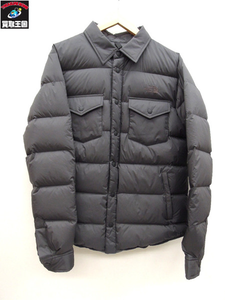 THE NORTH FACE Stuffed Shirt ND91610【中古】[値下]