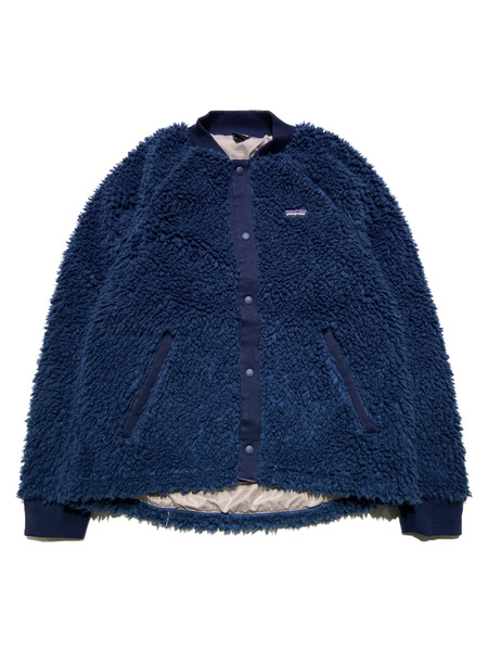 patagonia/Girls' Retro-X Bomber Jacket/XXL/NVY【中古】[▼]
