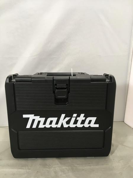 未使用 makita 充電式インパクトドライバ TD171DGX【中古】