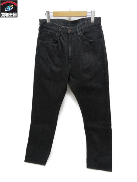 UNUSED 17AW five pockets pants インディゴデニム【中古】