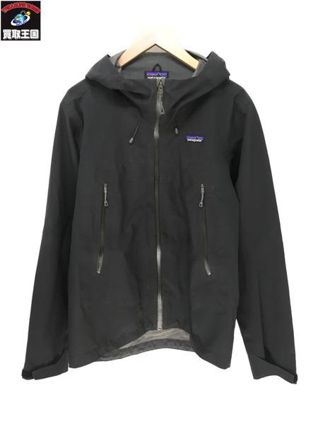 patagonia M's Cloud Ridge Jacket (S) ブラック【中古】