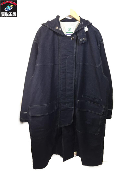 Nigel Cabourn ロングコート IND (SIZE:2)【中古】