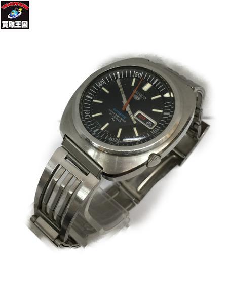 SEIKO 5スポーツ スピードタイマー 自動巻き 腕時計 7019ー6000 ダメージあり セイコー ウォッチ【中古】