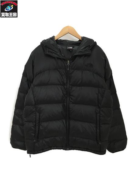 THE NORTH FACE アコンカグアフーディ (XL) ブラック【中古】