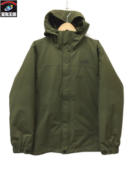 THE NORTH FACE Cassius Triclimate Jacket ザ・ノース・フェイス カシウストリクライメイトジャケット カーキ【中古】