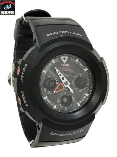 G-SHOCK デジアナ AWG-500J-1AJF デジアナ タフソーラー G-SHOCK 腕時計 AWG-500J-1AJF【中古】, アクセント プラス:4061a98f --- officewill.xsrv.jp