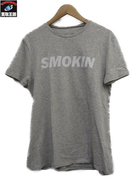 Deuxieme Classe ドゥーズィエム クラス 6397 SMOKIN Tシャツ 2018SS【中古】