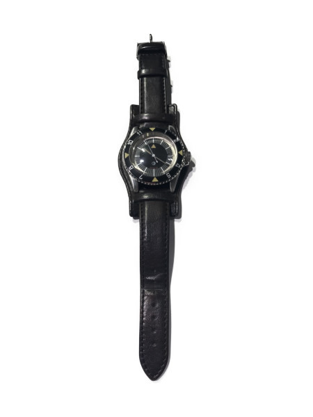 VAGUE WATCH DAVE3 DAVE3 VAGUE レザーベルト【中古】, ウォーキンビレッジ:2b5a7d6f --- officewill.xsrv.jp