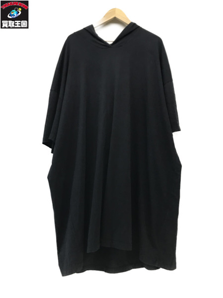 FAITH CONNEXION OVERSIZE HOODED TAG T-SHIRT オーバーサイズTEE (M)【中古】