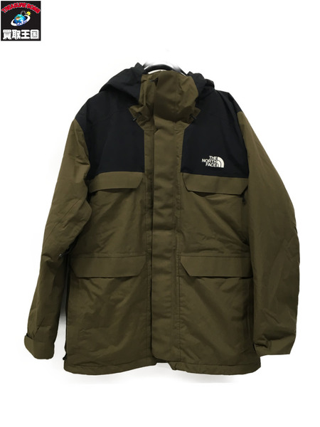 THE NORTH FACE GATEKPER TRICLIMATE JACKET/ゲートキーパートリクライメイト【中古】[▼]