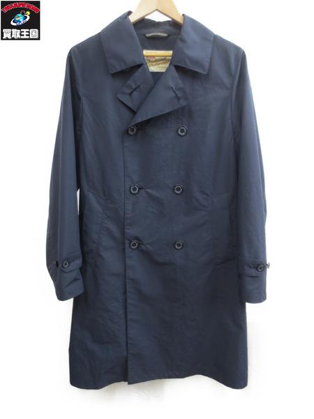 Traditional Weatherwear トレンチコート ネイビー (36)【中古】
