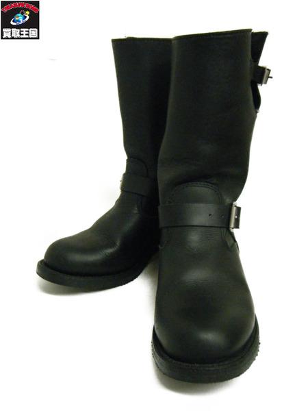 CHIPPEWA エンジニアブーツ/4363 黒 size:41.5(25.7cm)【中古】