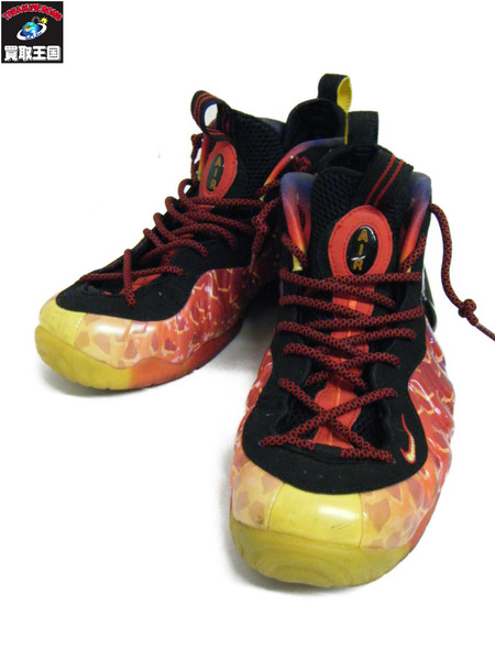 NIKE AIR FOAMPOSITE PRO PRM ASTEROID【中古】