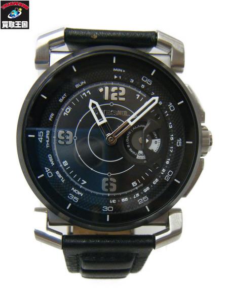 DIESEL Diesel On HYBRID HYBRID Diesel SMARTWATCH SMARTWATCH 腕時計【中古】, ROCKBROS:3288c842 --- officewill.xsrv.jp