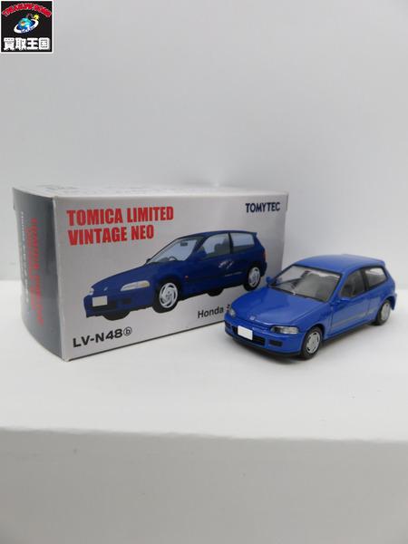 トミカリミテッド LV-N48b HONDA ホンダ CIVIC シビック SiR-2【中古】