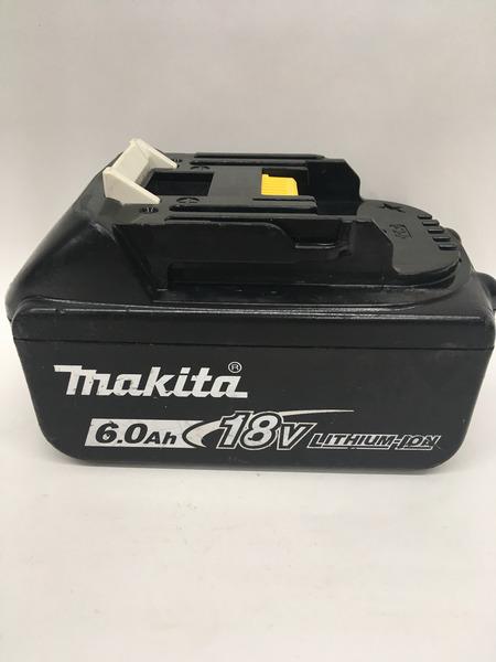 makita 18V6.0Ahリチウムイオンバッテリ BL1860B【中古】