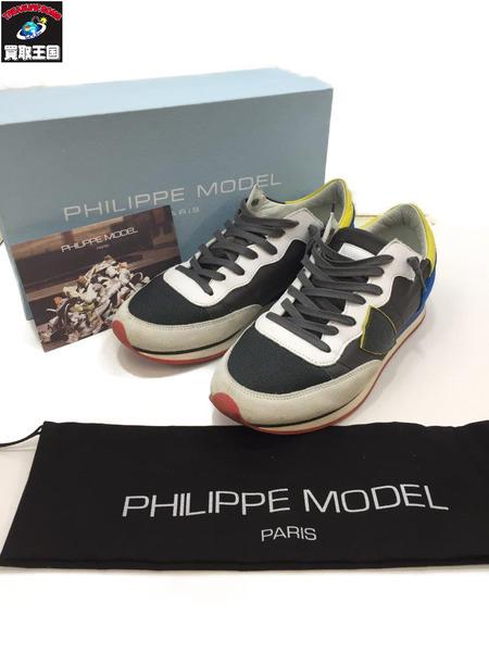 PHILIPPE MODEL ROWLIFE (41) マルチカラー TRLU W123【中古】