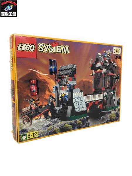 レゴ LEGO 6089 見張りやぐら【中古】