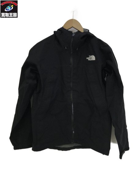 THE NORTH FACE CLIMB LIGHT JACKET (S)ブラック【中古】[▼]