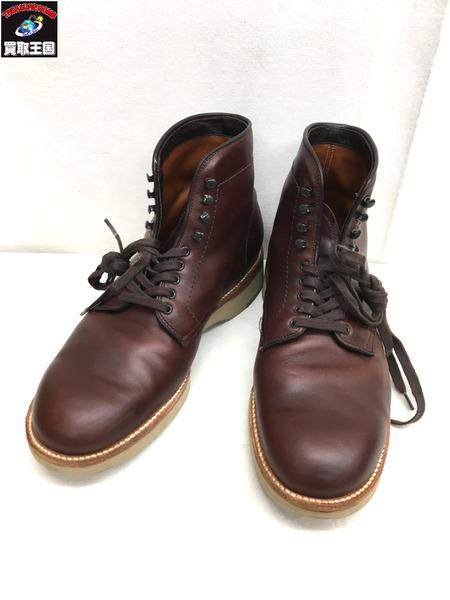 ALDEN/オールデン/クロムエクセルサービスブーツ/6 PLAIN TOE BOOT TOE/靴 PLAIN/45960/ミリタリーラスト/リジェクト品/8D【中古】, ナカニイカワグン:cdcf9fab --- stilus-szenvedelye.hu