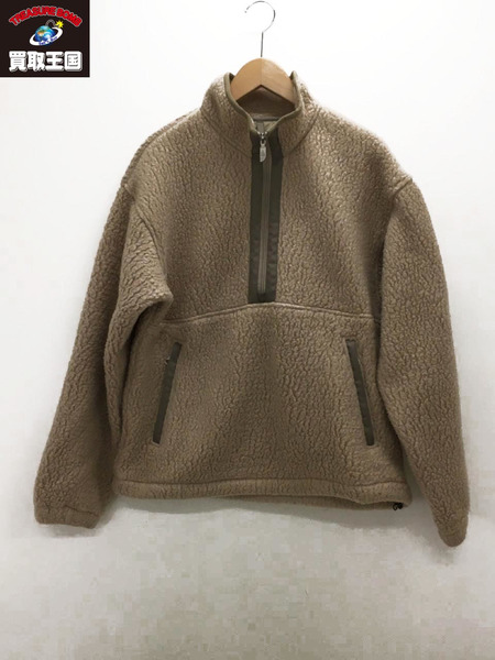 THE NORTH FACE PURPLE LABEL 19AW SWEET WATER PULLOVER フリース S【中古】[▼]