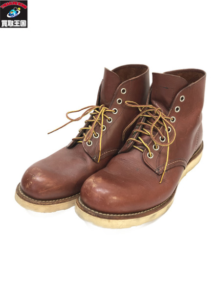 RED WING 9105 Plane toe boot SIZE 27cm レッドウィング【中古】[▼]