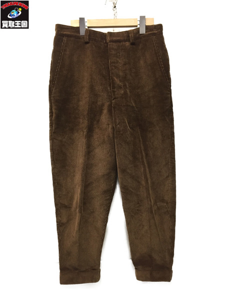 AMI Alexandre Mattiussi 19SS Carrot Oversized Corduroy Pants【中古】[▼]