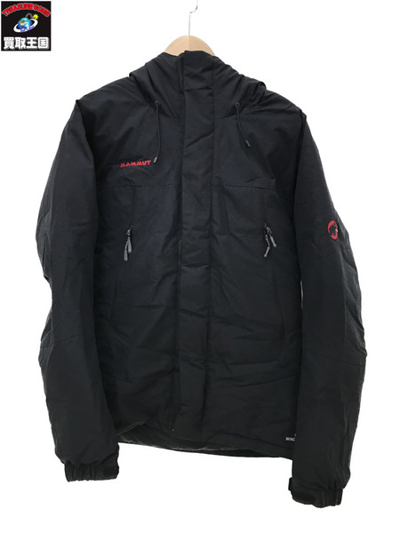 Mammut WS Winterfield Down Jacket (L) ブラック【中古】[▼]