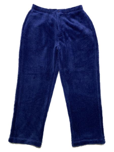 Engineered Garments/jog Pant Poly Shaggy Fleece/S/ネイビー【中古】[▼]