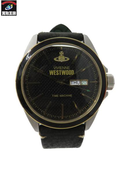 VivienneWestwood カムデンロック/VV063BKBK VivienneWestwood メンズ腕時計/クォーツ【中古】, ベルディン:bf5e1ee3 --- officewill.xsrv.jp