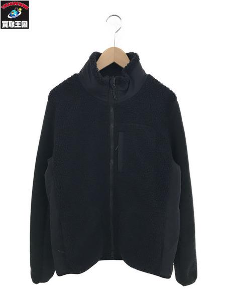 Cape Heights ケープハイツ CANTY Fleece CHM211412218 XS 黒【中古】[▼]