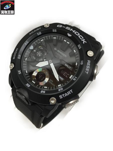 CASIO G-SHOCK GA-2000S カシオ Gショック ジーショック 腕時計 クォーツウォッチ【中古】[▼]
