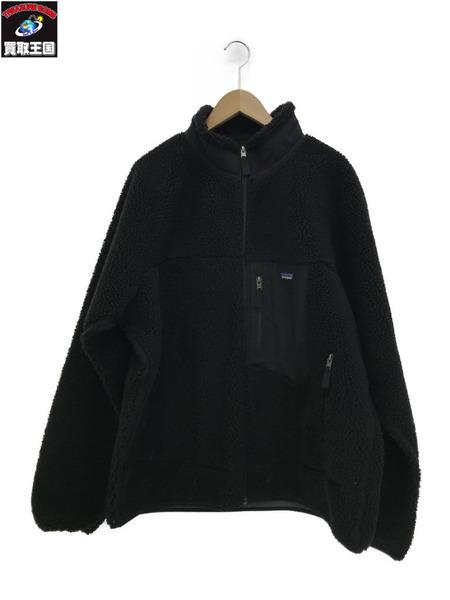 patagonia Classic RetroX Jacket (XXL)ブラック【中古】