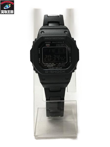 腕時計 G-SHOCK ジーショック GW-M5610B ソーラー電波時計 ブラック【中古】