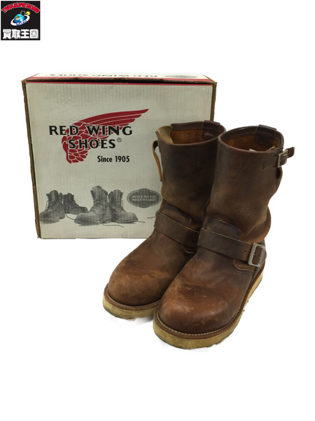 RED WING 2971 エンジニア 8【中古】