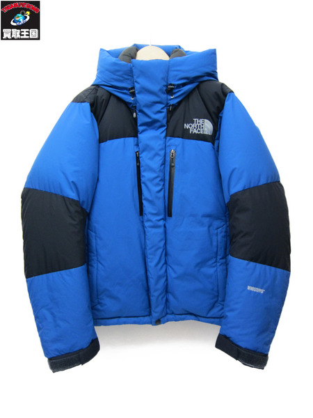 THE NORTH FACE BALTRO LIGHT JACKET/青 S【中古】[▼]