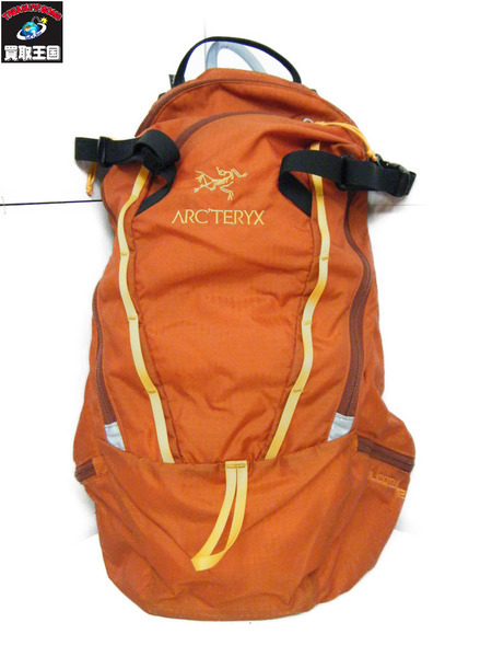 ARC'TERYX Chilcotin 12 Backpack オレンジ【中古】