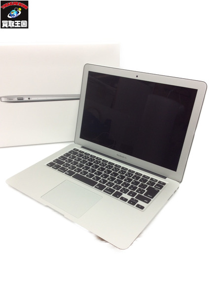 Apple MacBook Air MMGF2J/A Corei5 SSD:128GB メモリー:8GB 13.3インチ シルバー【中古】[▼]