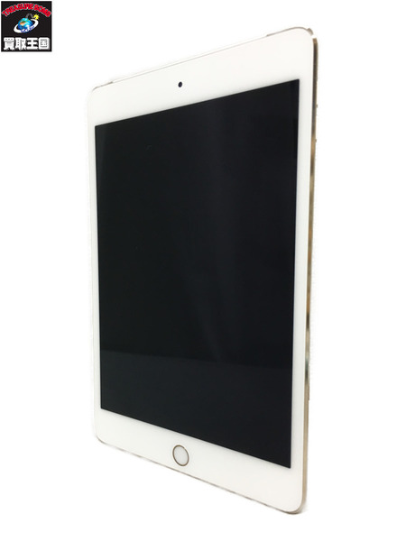 sb/iPadmini4セルラー 128GB GD【中古】
