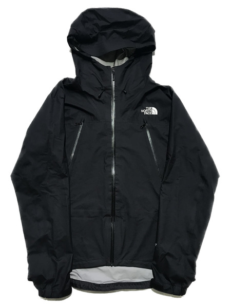 THE NORTH FACE/CLIMB LIGHT JACKET/M/BLK/NP11505/GORE-TEX【中古】